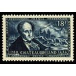 French stamps N° 816 Mint NH