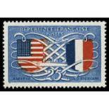 Francobolli francesi N ° 840 Nuevo non linguellato