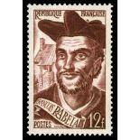 Französisch Briefmarken N ° 866 Postfrisch