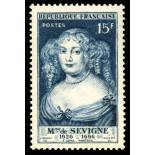 French stamps N° 874 Mint NH