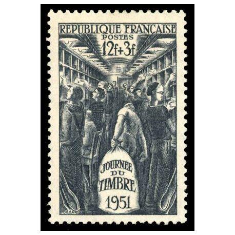 Timbre France N° 879 neuf sans charnière