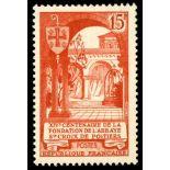 Timbre France N° 926 neuf sans charnière