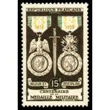 Timbre France N° 927 neuf sans charnière