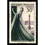 Timbre France N° 941 neuf sans charnière