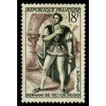 Timbre France N° 944 neuf sans charnière