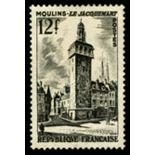 Französisch Briefmarken N ° 1025 Postfrisch