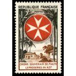 Timbre France N° 1062 neuf sans charnière