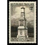 Francobolli francesi N ° 1065 Nuevo non linguellato