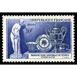 French stamps N° 1094 Mint NH
