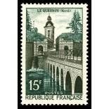 French stamps N° 1106 Mint NH