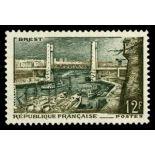 Französisch Briefmarken N ° 1117 Postfrisch