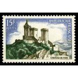 Francobolli francesi N ° 1175 Nuevo non linguellato