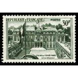 Serie francobolli di Francia N ° 1192/1194 Nuevo non linguellato