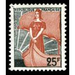 French stamps N° 1216 Mint NH