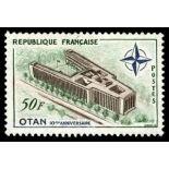 Timbre France N° 1228 neuf sans charnière