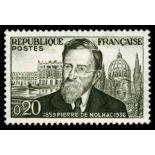Französisch Briefmarken N ° 1242 Postfrisch
