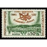 Französisch Briefmarken N ° 1244 Postfrisch
