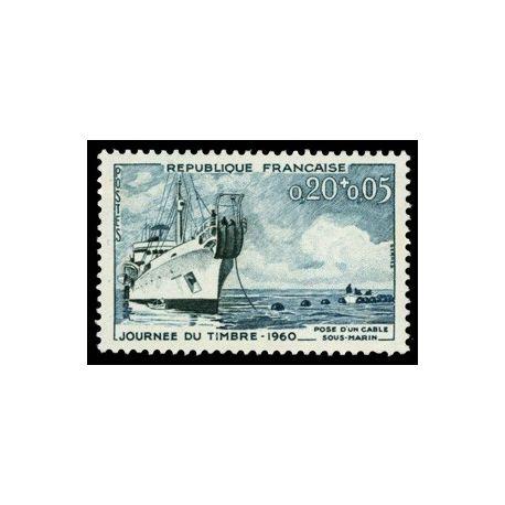 Timbre France N° 1245 neuf sans charnière