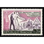 Timbre France N° 1254 neuf sans charnière