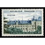 French stamps N° 1255 Mint NH