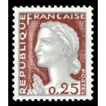 French stamps N° 1263 Mint NH