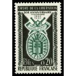 Timbre France N° 1272 neuf sans charnière