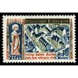 Französisch Briefmarken N ° 1280 Postfrisch