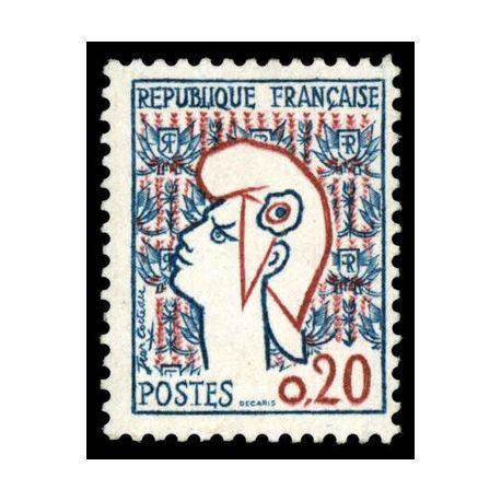 France : N° 1282 - Neuf sans charnière **