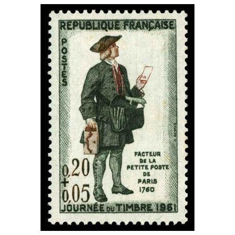 France : N° 1285 - Neuf sans charnière **