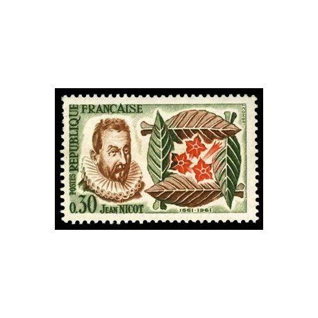 Timbre France N° 1286 neuf sans charnière