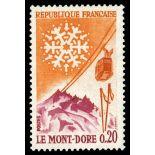 Französisch Briefmarken N ° 1306 Postfrisch
