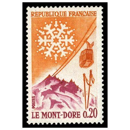 France : N° 1306 - Neuf sans charnière **