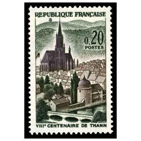 France : N° 1308 - Neuf sans charnière **