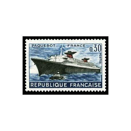 France : N° 1325 - Neuf sans charnière **