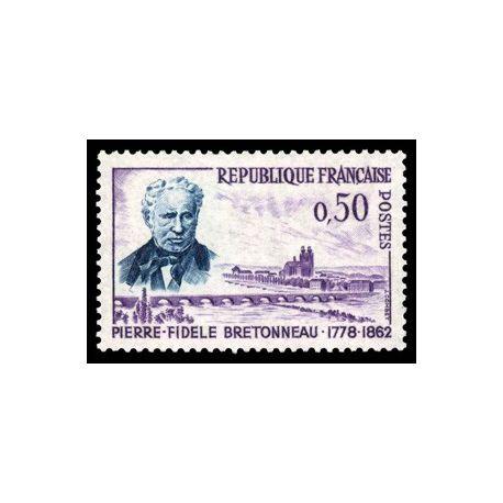 France : N° 1328 - Neuf sans charnière **