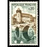 Timbre France N° 1330 neuf sans charnière