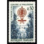 Timbre France N° 1338 neuf sans charnière
