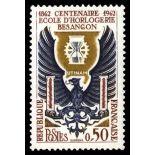 Timbre France N° 1342 neuf sans charnière