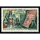 Timbre France N° 1343 neuf sans charnière