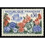 French stamps N° 1369 Mint NH