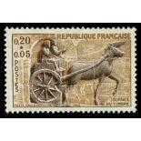 Timbre France N° 1378 neuf sans charnière