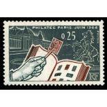 Timbre France N° 1403 neuf sans charnière