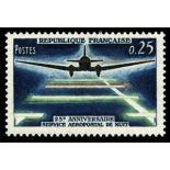 Französisch Briefmarken N ° 1418 Postfrisch