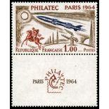 Timbre France N° 1422 neuf sans charnière