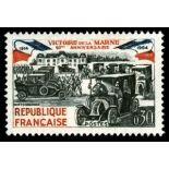 Timbre France N° 1429 neuf sans charnière