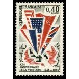 Timbre France N° 1450 neuf sans charnière