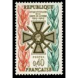 Timbre France N° 1452 neuf sans charnière