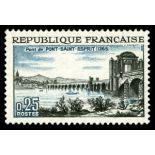 Timbre France N° 1481 neuf sans charnière