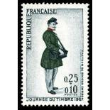French stamps N° 1516 Mint NH