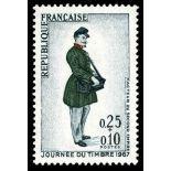 Timbre France N° 1516 neuf sans charnière